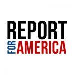 Report for America logo