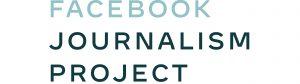 Facebook Journalism Project logo