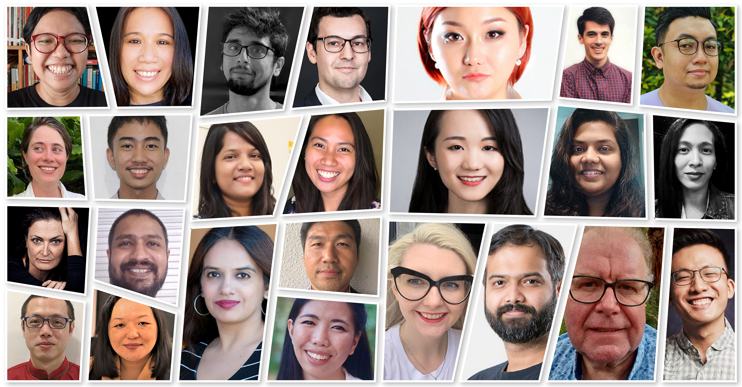 25 journalists from Asia-Pacific who are part of the third cohort for 2021 Product Immersion Program